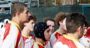 Senza storia il derby di Jesi: l'Under 16 della Pesaro Rugby vince 0-51